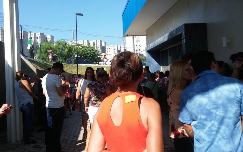 Moradora de Monte Mor registra fila para agendamento de consultas em UBS  - Noticias