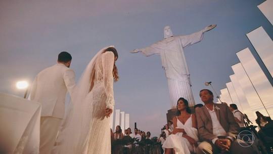 Alok conta por que escolheu o amanhecer no Cristo Redentor para seu casamento