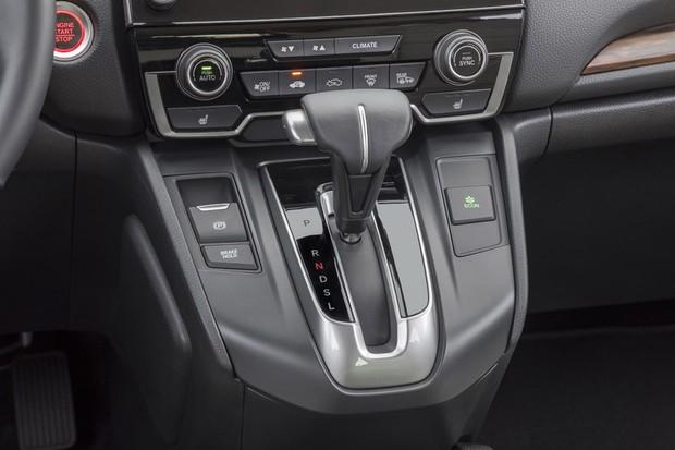 Honda CR-V 2018 (Foto: Divulgação)