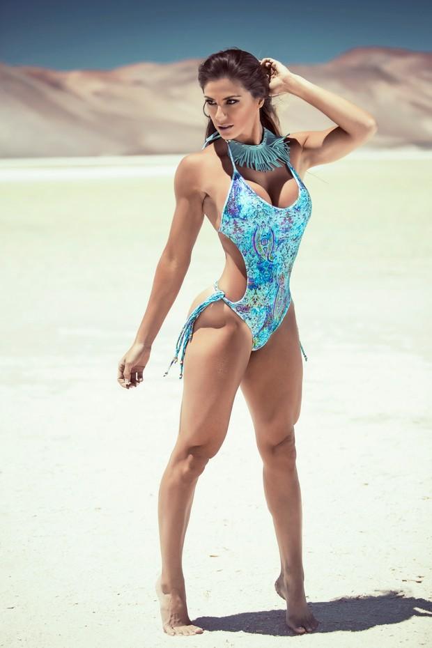 Superstar Carol Santiago Nude Photos