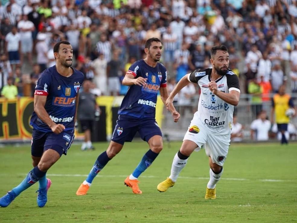 Fortaleza X Botafogo Pb Final Do Nordestao Vai Ter Um Duelo Entre Melhor Ataque E Melhor Defesa Copa Do Nordeste Ge Globo