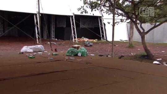 Carnaval no DF termina com saldo de 37 toneladas de lixo nos bloquinhos