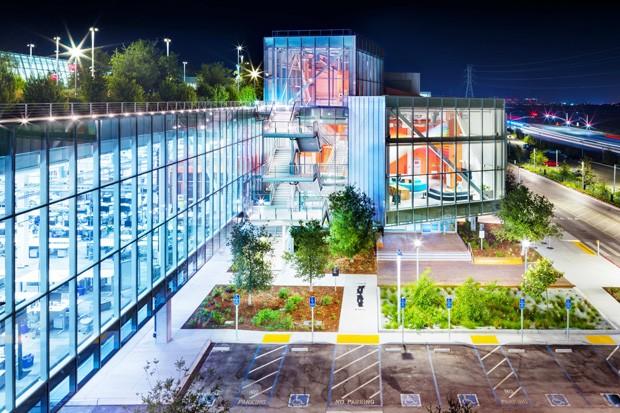 Facebook revela imagens de seu novo campus na Califórnia  (Foto: Divulgação )