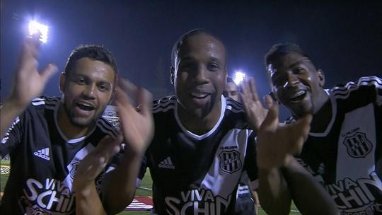 Em jejum, Borges ganha apoio na Ponte na busca pelo centésimo gol