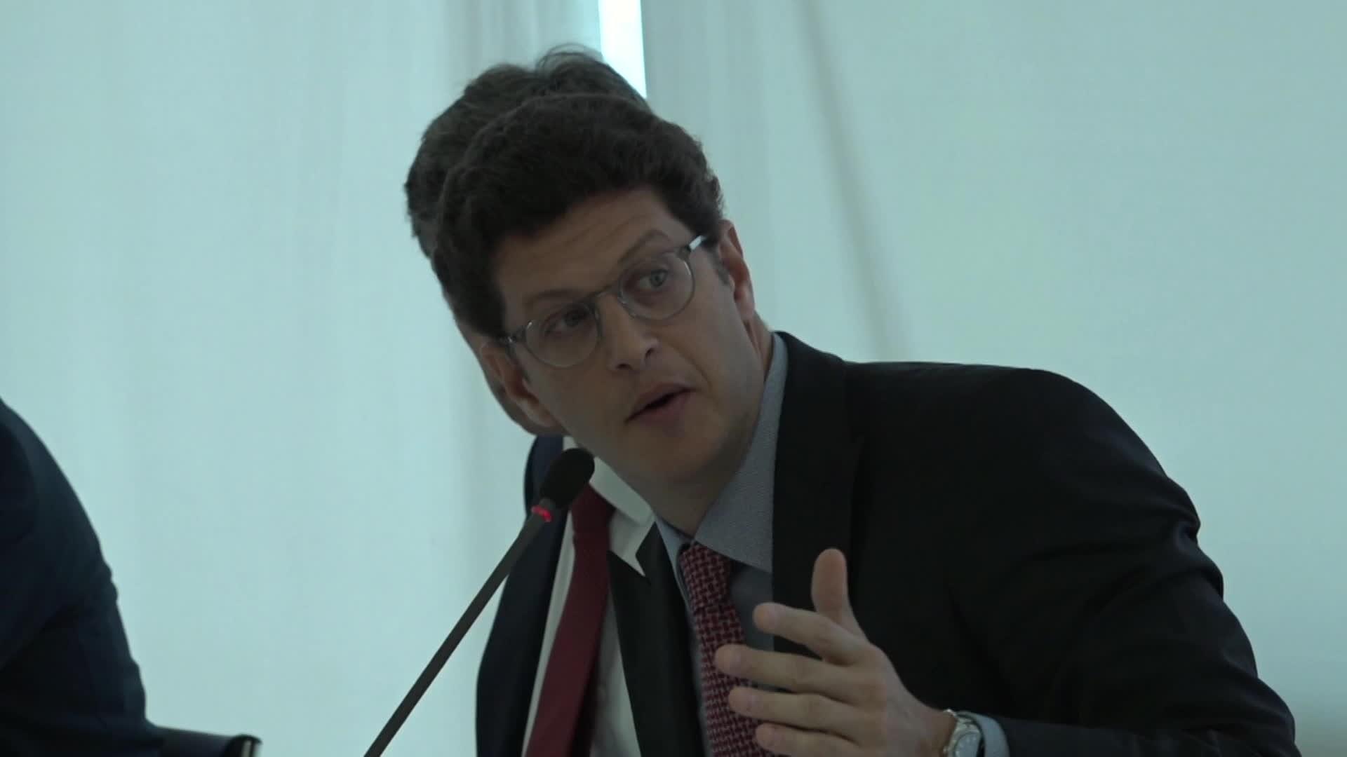 Entidades ligadas ao meio ambiente criticam fala de Ricardo Salles durante reunião ministerial