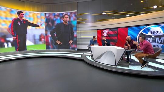 Quem é melhor? Em comparação entre elencos de Flamengo e Grêmio, gaúchos levam a melhor