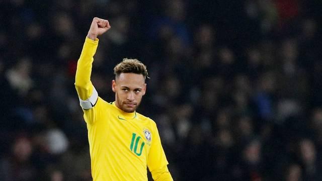 Brasil Uruguai amistoso Neymar