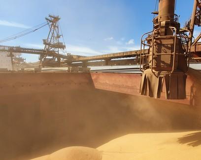 Brasil dobrará exportação de milho e venderá menos soja em janeiro, projeta Anec