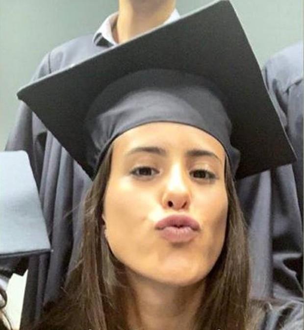Ana Morais, a filha caçula de Gloria Pires (Foto: Reprodução Instagram)