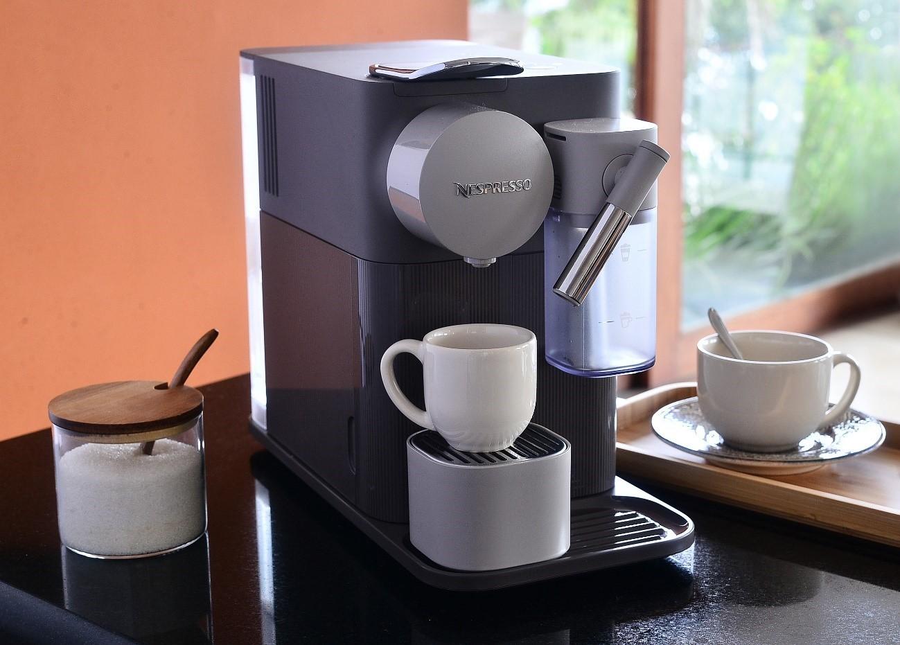 Lattissima One, máquina da Nespresso  (Foto: Divulgação)