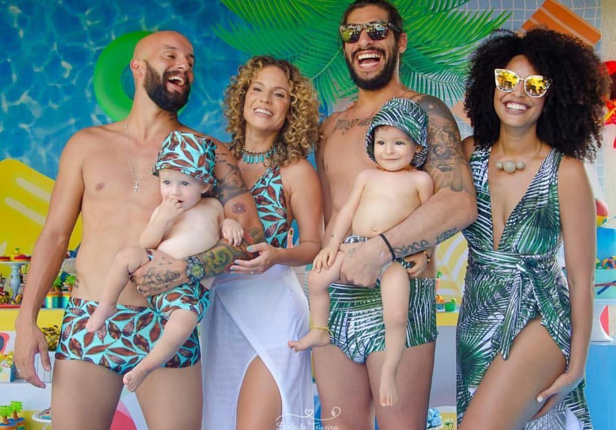 Baby Pool Party (Foto: Reprodução / Instagram)