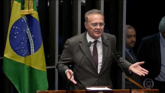 Segunda Turma do STF rejeita denúncia contra o senador Renan Calheiros