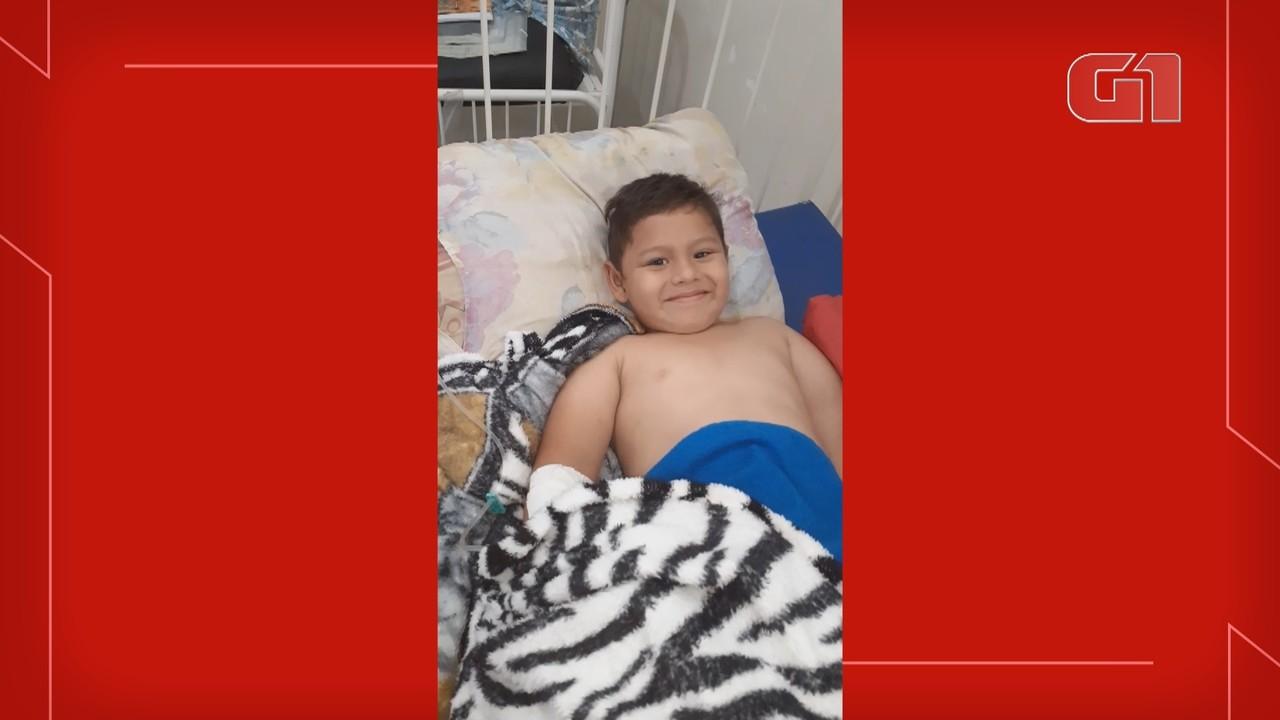 Criança morre após receber anestesia em hospital do AM