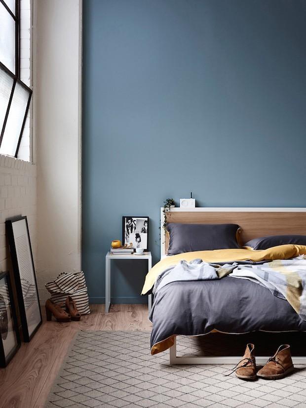 Cores no quarto de casal: 11 jeitos inspiradores de usar (Foto: Divulgação)
