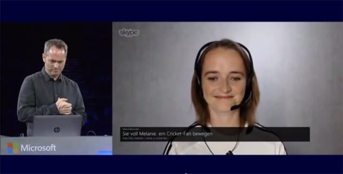 Recurso vai traduzir mensagens em tempo real durante conversas (foto: Reprodução/YouTube)
