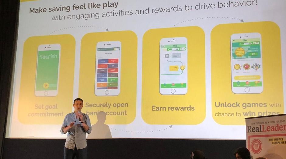 Pedro Moura, fundador da startup Flourish (Foto: Divugação)