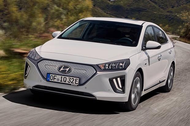 Hyundai Ioniq é vendido no mercado paraguaio, mas não no brasileiro (Foto: Divulgação)