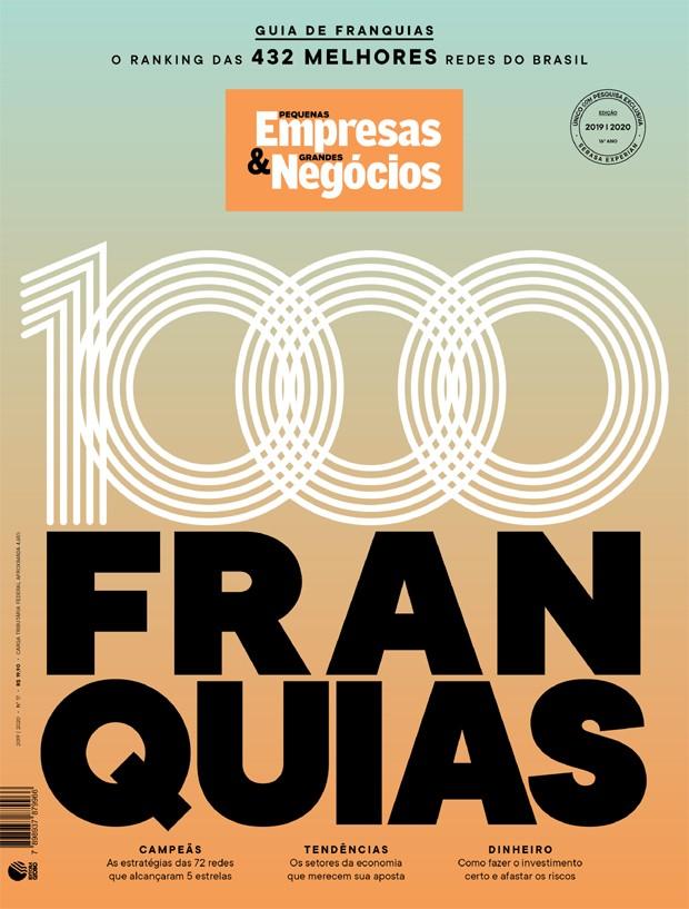 Guia de Franquias 2019/2020 (Foto: Editora Globo)