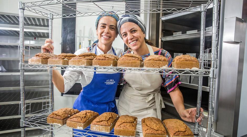 Paes artesanais pão sebrae fermentação natural (Foto: Sebrae-SP)