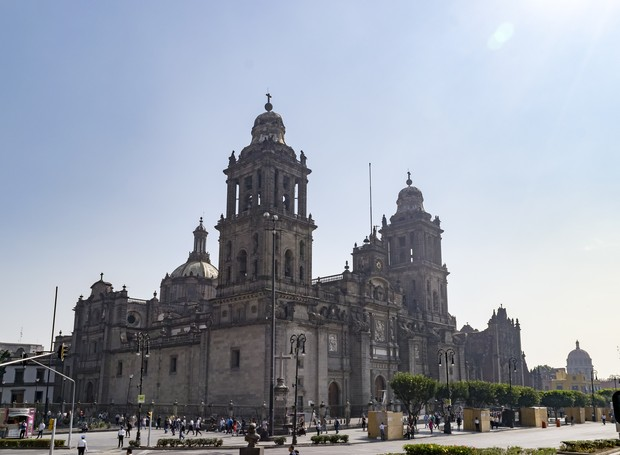 Catedral Metropolitana do México (Foto: Thinkstock)
