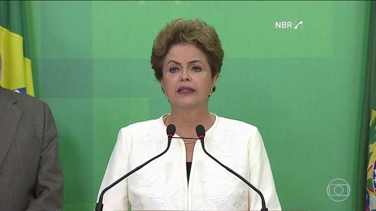 Veja a trajetória do processo de impeachment contra Dilma Rousseff