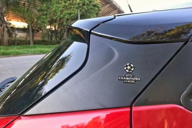 Nissan Kicks Uefa Champions League (Foto: Diogo de Oliveira/Autoesporte)