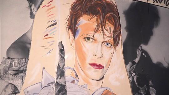 David Bowie e seu legado são temas de exposição no Brooklyn