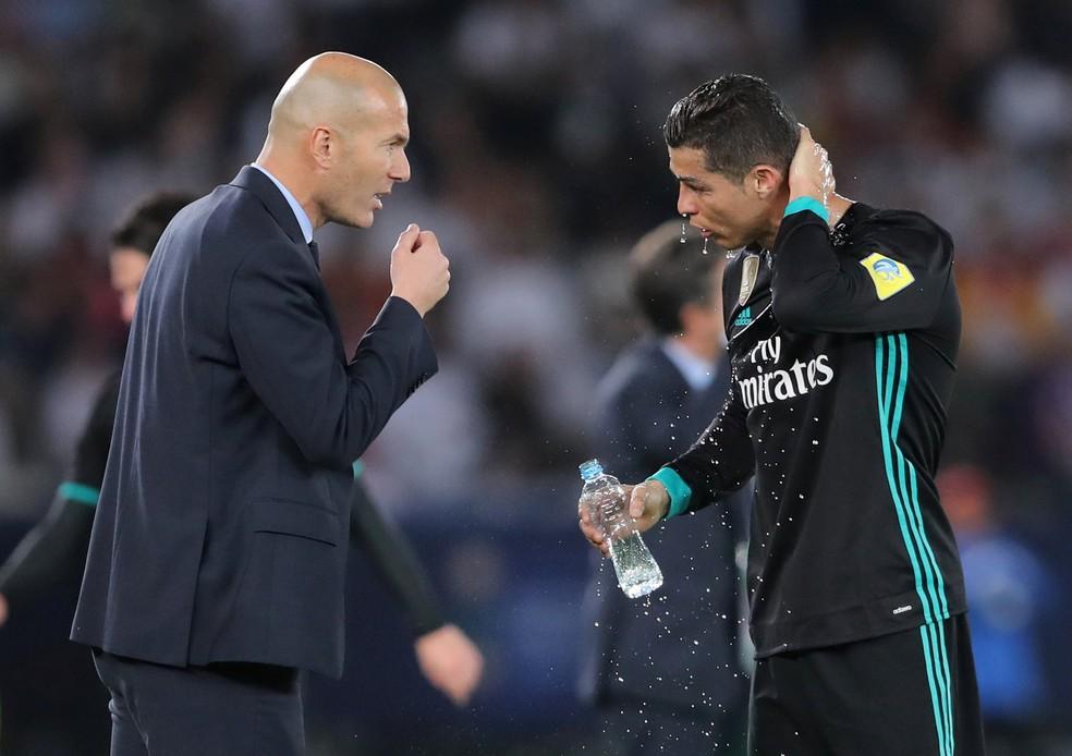 Como parar o Real de Zidane e Cristiano Ronaldo? (Foto: Ahmed Jadallah/Reuters)