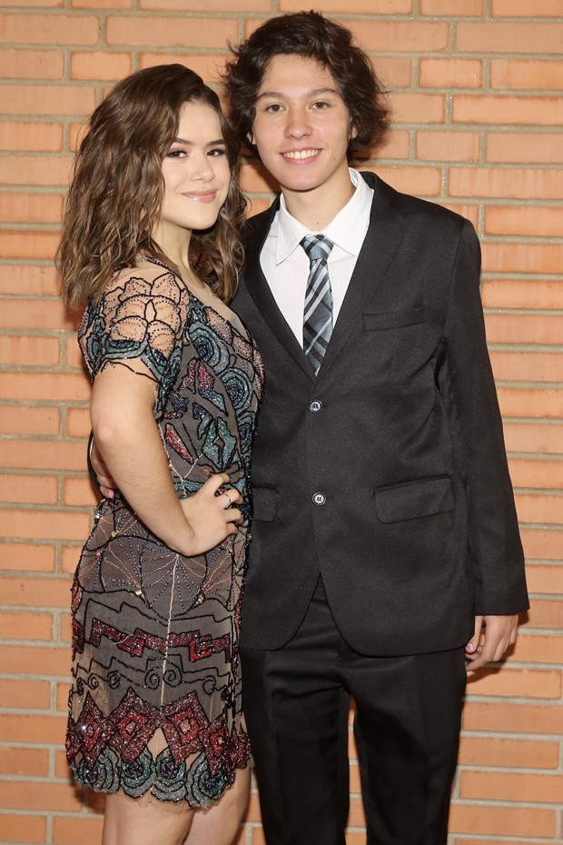 Maisa Silva e Nicholas Arashiro (Foto: Manuela Scarpa/Brazil News)