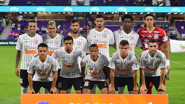 Veja o elenco completo do Corinthians para a temporada 2020