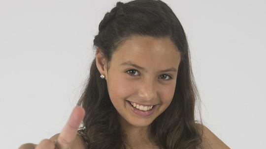 Conheça Ana Julia, participante do 'The Voice Kids'