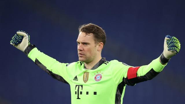 Bayern de Munique goleia a Lazio pelas oitavas de final da Champions League