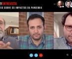 Iberê Camargo, Miguel Nicolelis e Thiago Gomide | Divulgação
