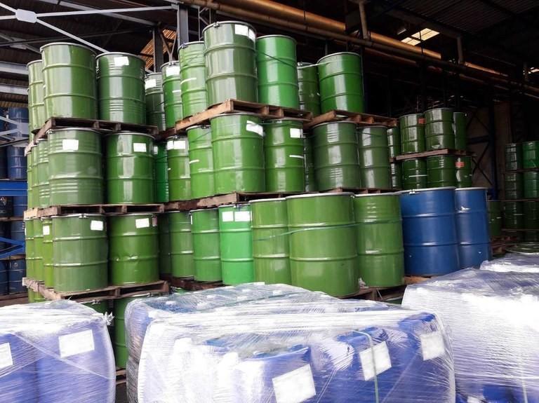 Fiscalização em suco de maçã (Foto: Mapa/Divulgação)
