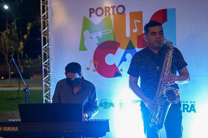 Projetos levam música instrumental para praça de Belém e Icoaraci este final de semana