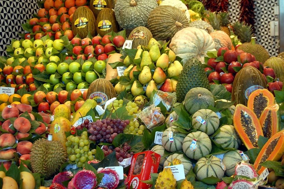 50 milhões de toneladas de frutas e legumes são desperdiçados na Europa por ano (Foto: Pixabay/ Positive_Images/Creative Commons)