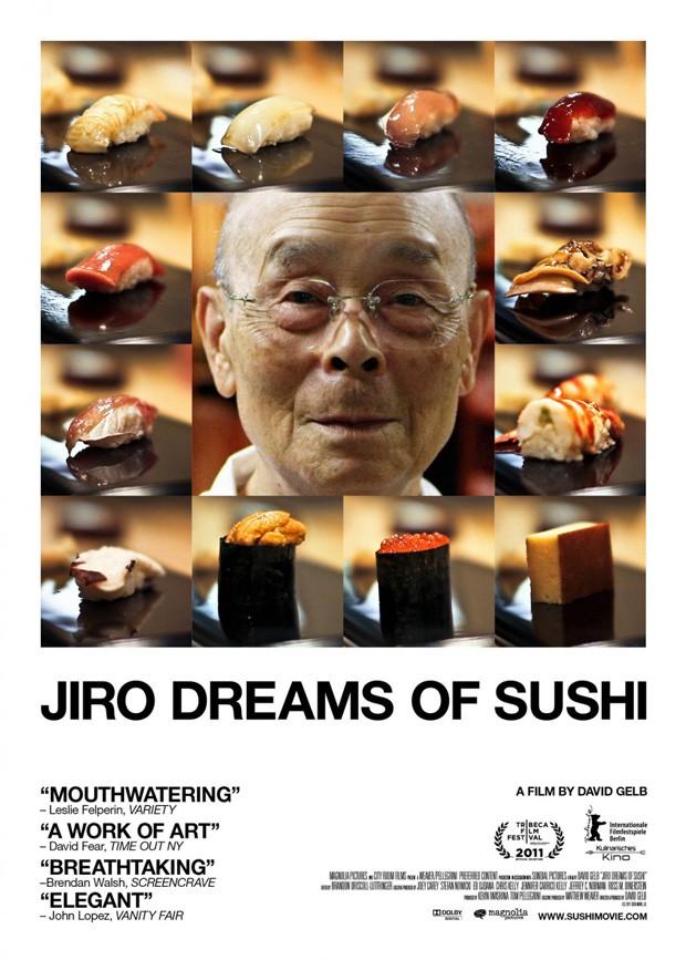 Documentário sobre o sushiman Jiro Ono (Foto: Divulgação)