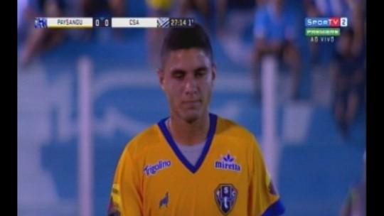 O empate em Belém: CSA fica pouco com a bola, se fecha e não encaixa contra-ataque