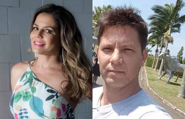Casados entre 2003 e 2005 e pais de Miguel, Nívea Stelmann e Mario Frias fizeram uma participação juntos em 'Verão 90' (Foto: Reprodução/ Instagram)