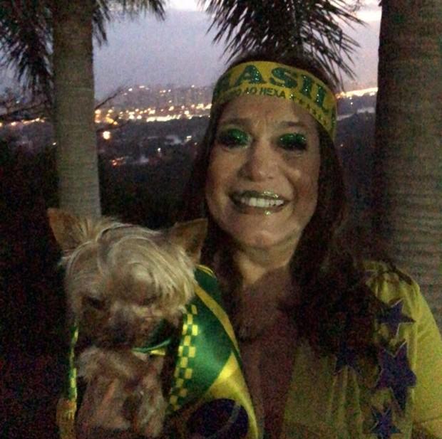 Susana Vieira (Foto: Reprodução Instagram)