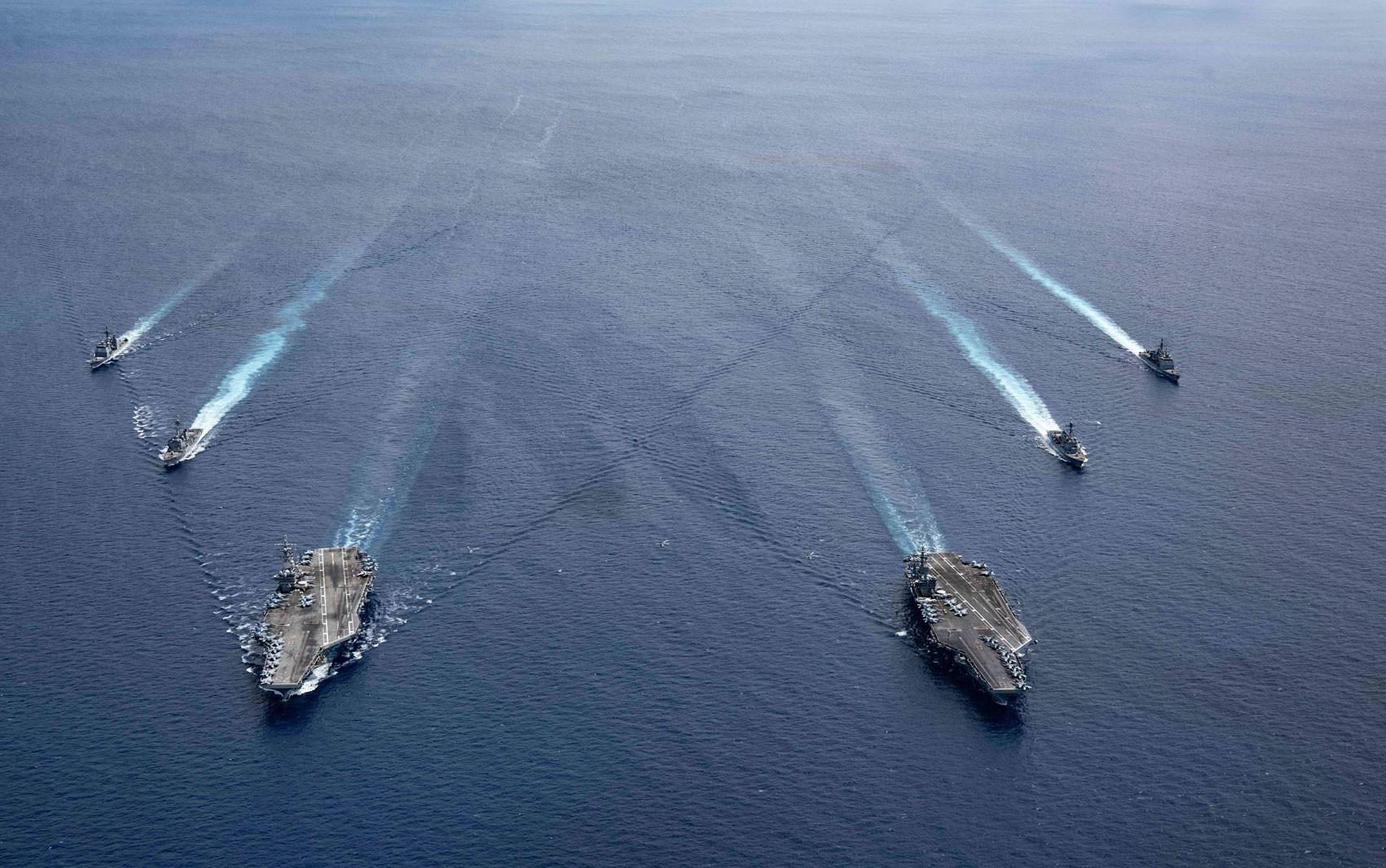 EUA consideram 'ilegais' reivindicações de Pequim no Mar da China Meridional