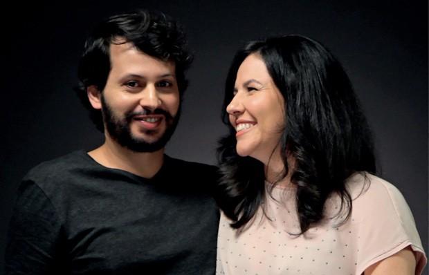 Depois de um grande susto com o bebê, Eduardo deu todo apoio emocional à Ana Carina. (Foto: -)