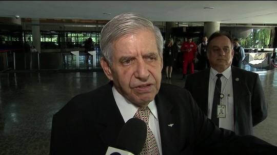 Augusto Heleno: Brasil não vai fazer nenhuma ação agressiva contra a Venezuela