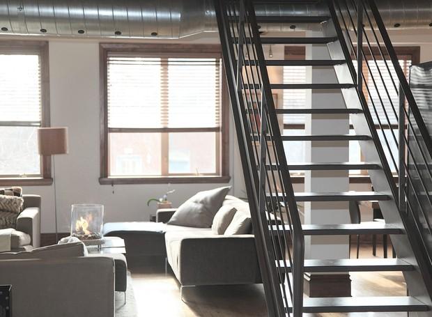 Casas compactas costumam ser mais ecológicas por necessitarem de menos energia (Foto: Pexels)
