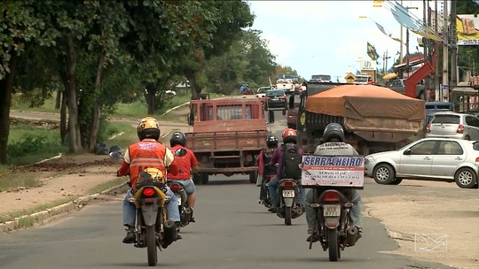 Aumenta número de motocicletas furtadas em Imperatriz
