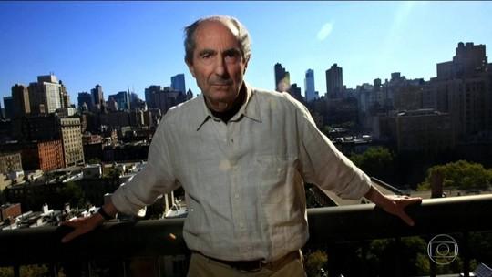 Morre aos 85 anos o escritor norte-americano Philip Roth