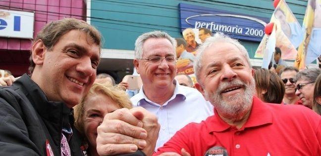 Marcos Lula e Lula (Foto: Divulgação)