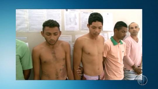 Operação prende suspeitos de 22 homicídios e tráfico de drogas no Agreste potiguar