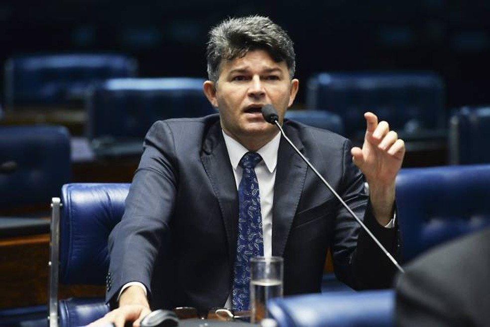 José Medeiros (Podemos-MT) assume vaga na Câmara dos Deputados â?? Foto: Jefferson Rudy/Agência Senado
