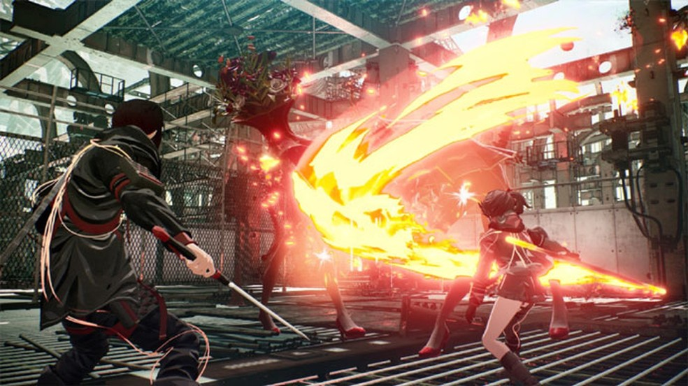 Novo RPG de ação Scarlet Nexus deverá estar na apresentação da E3 2021 da Bandai Namco — Foto: Reprodução/Xbox